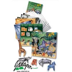 Zestaw Origami – Zwierzęta Afryki