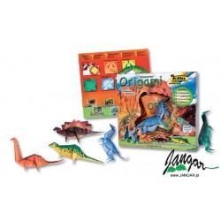 Zestaw Origami – Dinozaury