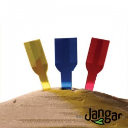 Kolorowe filtry-łopatki