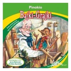 Pinokio – Bajki Grajki