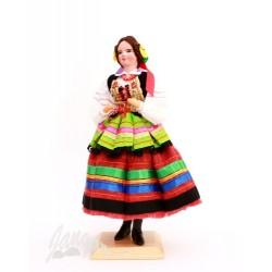 Lublinianka – lalka w stroju ludowym