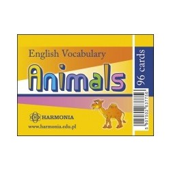 English Vocabulary – Animals