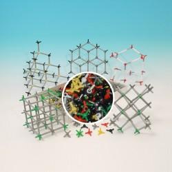Zestaw grupowy – Struktury kryształów