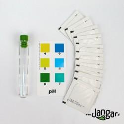 Zestaw (10) do badania pH gleby