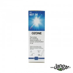 Paski wskaźnikowe do oznaczania zawartości ozonu w powietrzu