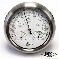 Stacja pogodowa (termometr, higrometr i barometr)