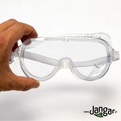 Okulary ochronne, wersja podstawowa