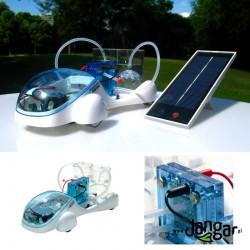 Hydrocar – jeżdżący model z napędem wodorowym