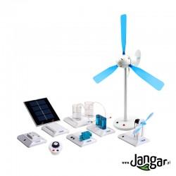 Zestaw modeli – energie odnawialne (4+2)