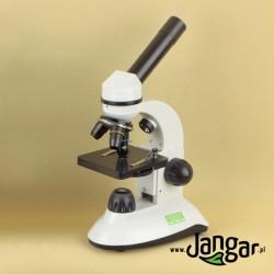Mikroskop szkolny 400x Duo-LED