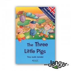 The three little pigs – książka