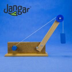 Maszyny proste: Kołowrót (dźwig)