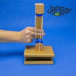 Maszyny proste: Wielokrążek z ręką