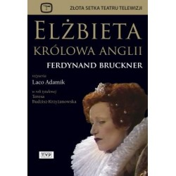 Film DVD: Elżbieta królowa Anglii