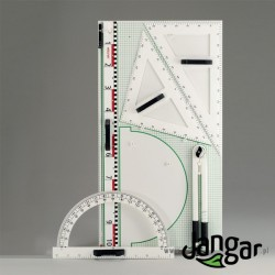 Przyrządy tablicowe z tablicą do zawieszania (II)
