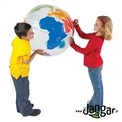 Globus konturowy-piłka, śr. 68 cm