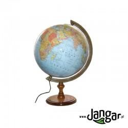 Globus polityczny, podświetlany, śr. 32 cm