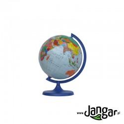 Globus polityczny, średnica 16 cm