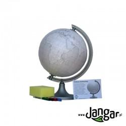 Globus konturowy, średnica 25 cm