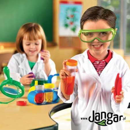 Laboratorium dla najmłodszych, zestaw 22-elementowy