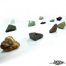 Kolekcja skał, wprowadzająca (J)