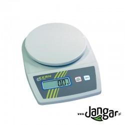Waga elektroniczna, dydaktyczna (D) 1 g/5200 g (zasilanie bateryjne) z zasilaczem