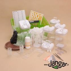 Biodegradacja – zestaw doświadczalny (J)