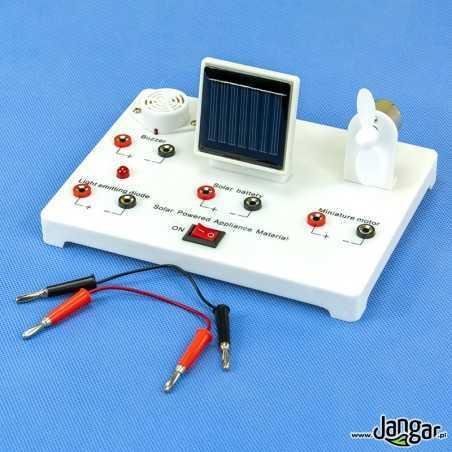 Pomoc do demonstracji energii słonecznej