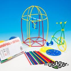 Zestaw do zabaw konstrukcyjnych – podstawowy