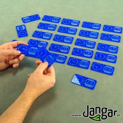 Domino – Zegary analogowe i cyfrowe, grawerowane
