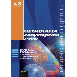 Multimedialna encyklopedia Geografia PWN, DVD
