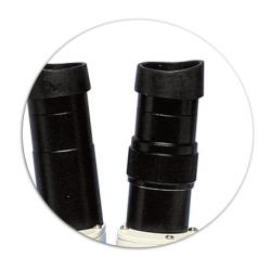 Obiektyw dodatkowy 3x do mikroskopu stereoskopowego
