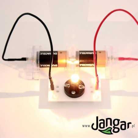 Zestaw Proste obwody elektryczne z multimetrem