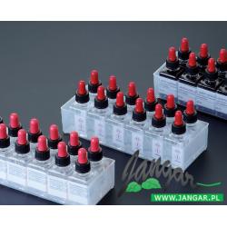 Zestaw reagentów chemicznych: Fenoloftaleina (kpl. 12)