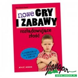 Nowe gry i zabawy rozładowujące złość – książka