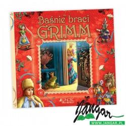 Baśnie braci Grimm – książka