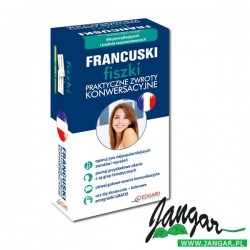 Francuski fiszki Praktyczne zwroty konwersacyjne
