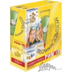 Multimedialny szkolny słownik języka polskiego PWN  wersja 2.0