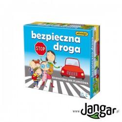 Bezpieczna Droga – gra