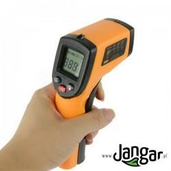 Termometr bezdotykowy -50°C do 380°C, pirometr