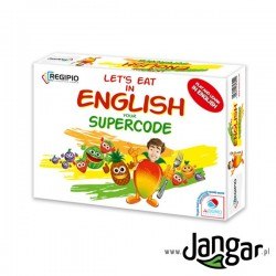 Gra językowa: Let's eat in English
