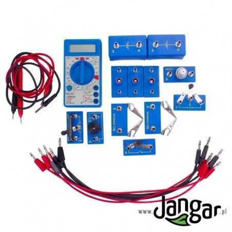Seria BLUE: Proste obwody elektryczne z multimetrem