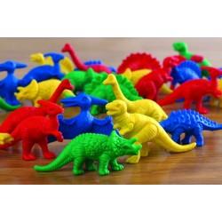 Liczmany: Dinozaury, 128 sztuk