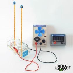 Energia termalna - działający zestaw demonstracyjny (J)