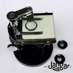 Mikroskopowa przeglądarka do preparatów i preparowania