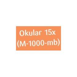 Okular 15x (M-1000-mb)