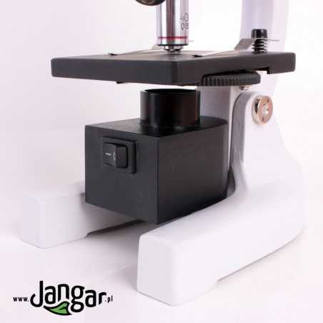 Mikroskop szkolny 600x PLUS