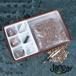 Pakiet klasowy do badania minerałów