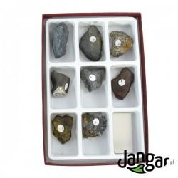 Kolekcja – RYSuj minerałem (I)