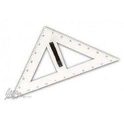 Ekierka tablicowa (45-45-90) – w. magnetyczna (II)